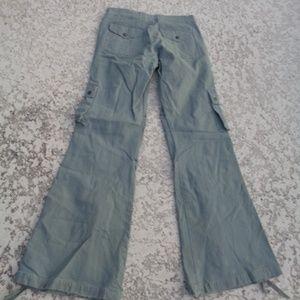 Bongo Green Jean Pants Size 5